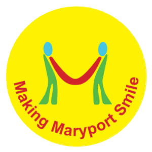 ewanrigg making maryport smile logo