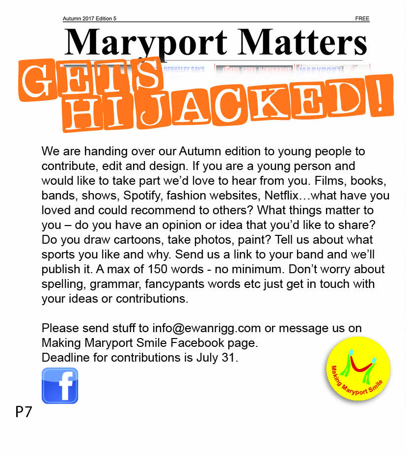 MARYPORT HIJACKED